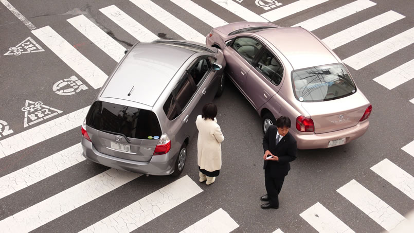 Accidentes de Circulacion
